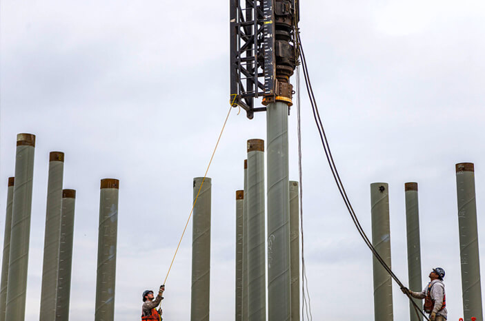 Pile Driving